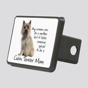 Cairn Terrier Mom Hitch Cover
