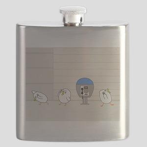 Everybody goes wireless! Flask
