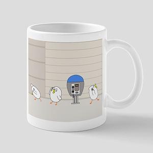 Everybody goes wireless! Mugs