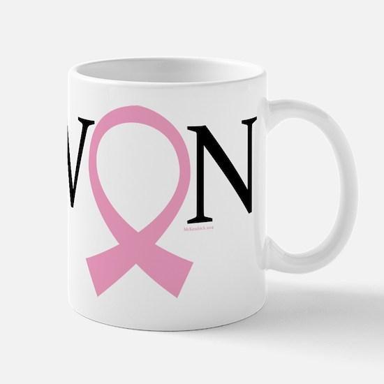 I Won Breast Cancer Mugs