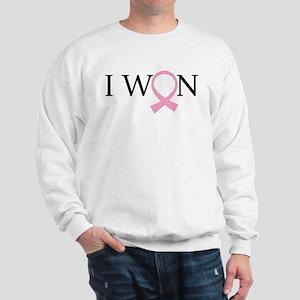 I Won Breast Cancer Sweatshirt