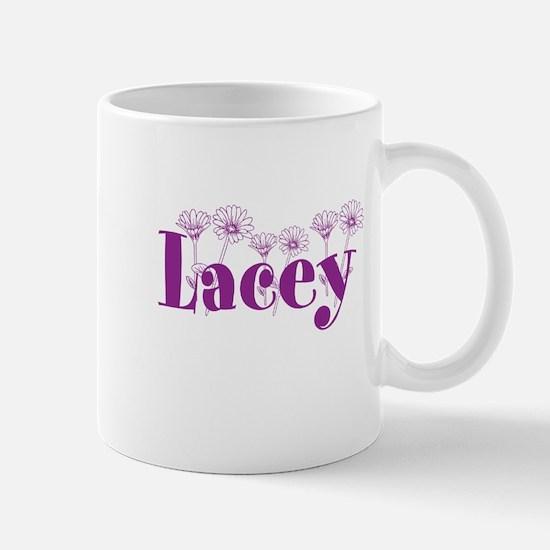 Purple Personalized Name Mugs