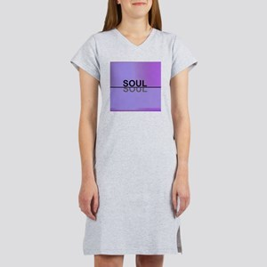 SOUL on Lavender Women's Nightshirt