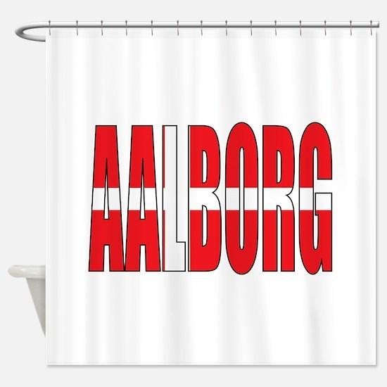Aalborg Shower Curtain