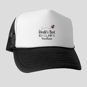World's Best School Nurse Trucker Hat