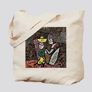 Klee - The Travelling Circus Tote Bag