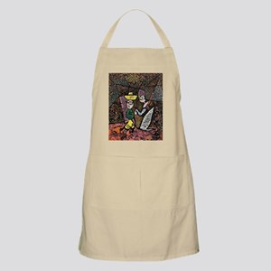 Klee - The Travelling Circus Apron