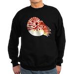 Chambered Nautilus c Sweatshirt