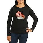 Chambered Nautilus c Long Sleeve T-Shirt