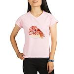 Chambered Nautilus c Performance Dry T-Shirt