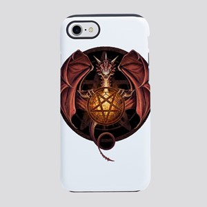 Satanic Dragon iPhone 7 Tough Case