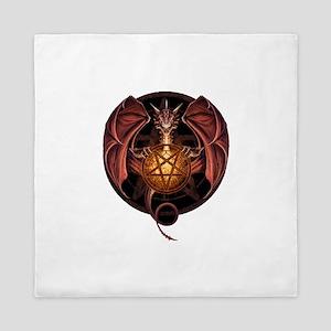 Satanic Dragon Queen Duvet