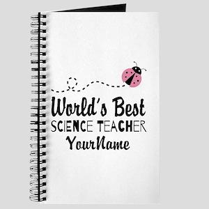 World's Best Science Teacher Journal