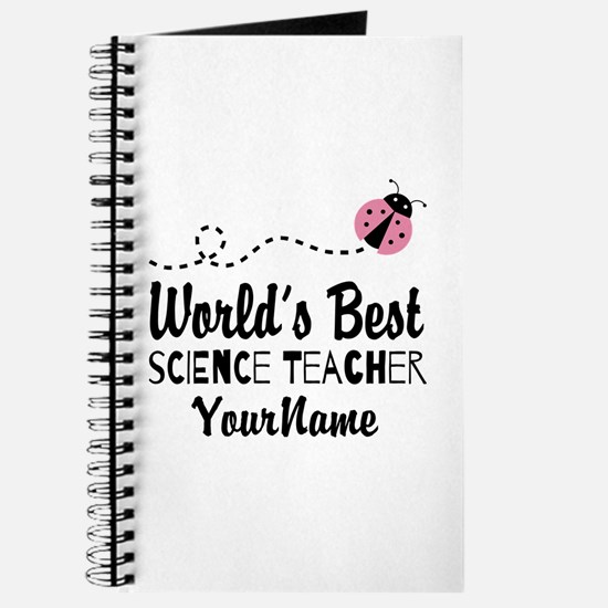 World's Best Science Teacher Journal