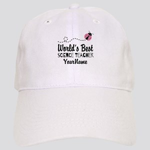 World's Best Science Teacher Cap