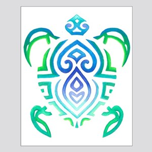 Tribal Turtle Posters