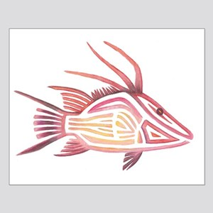 Tribal Hogfish Posters