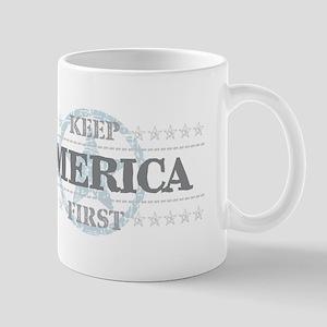 Keep America First Mugs