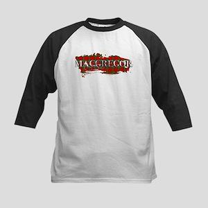 MacGregor Tartan Baseball Jersey