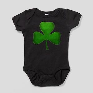 Lucky Irish Shamrock Baby Bodysuit