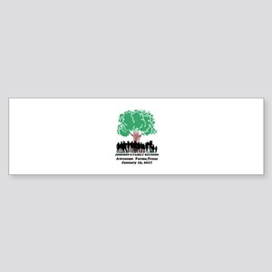 Reunion Personalized Sticker (Bumper)