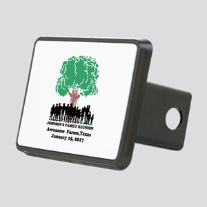 Reunion Personalized Rectangular Hitch Cover