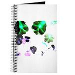 Blooming space Journal