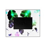 Blooming space Picture Frame