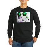 Blooming space Long Sleeve T-Shirt
