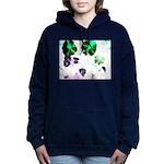 Blooming space Hooded Sweatshirt