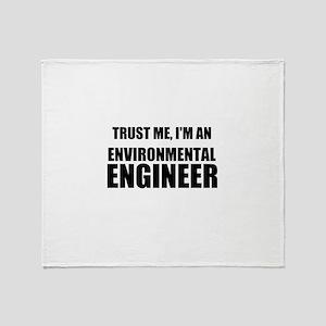 Trust Me, Im An Environmental Engineer Throw Blank