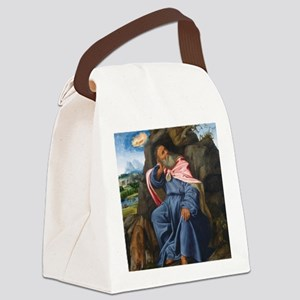 Giovanni Girolamo Savoldo - Elija Canvas Lunch Bag
