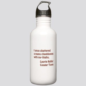 I ONCE... Stainless Water Bottle 1.0L