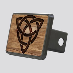 celtic knot Rectangular Hitch Cover