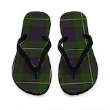 Alexander tartan Flip Flops