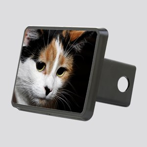 Calico Cat Chiara Rectangular Hitch Cover