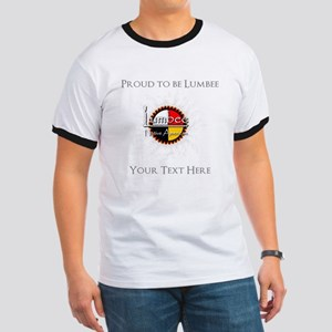 Personalized Proud to be Lumbee T-Shirt