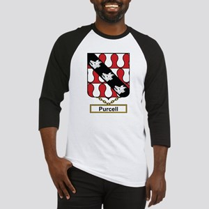 Purcell Family Crest Baseball Jersey