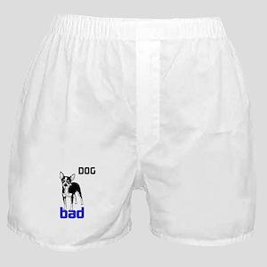 OYOOS Dog Bad design Boxer Shorts
