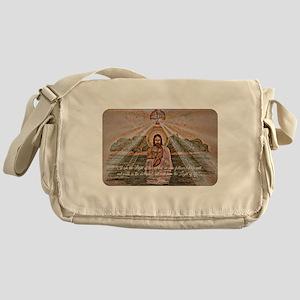 Jesus Quote Messenger Bag
