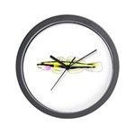Cleaner Goby Wall Clock