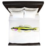 Cleaner Goby King Duvet