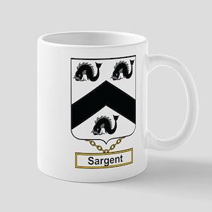 Sargent Family Crest Mugs
