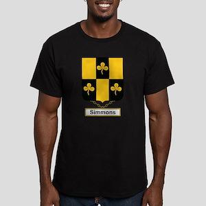 Simmons Family Crest T-Shirt