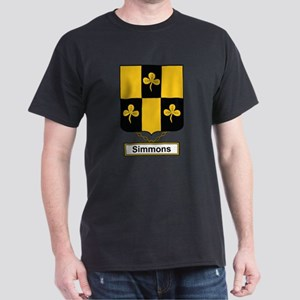 Simmons Family Crest T-Shirt