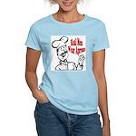 Real Men Wear Aprons Women's Light T-Shirt