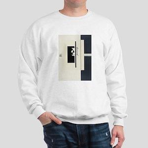 1o Kestnermappe Proun by El Lissitzky Sweatshirt
