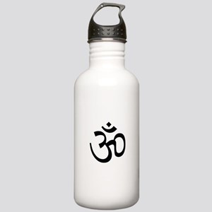 Yoga Ohm, Om Symbol, Namaste Stainless Water Bottl