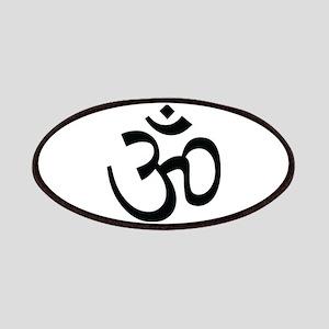 Yoga Ohm, Om Symbol, Namaste Patches