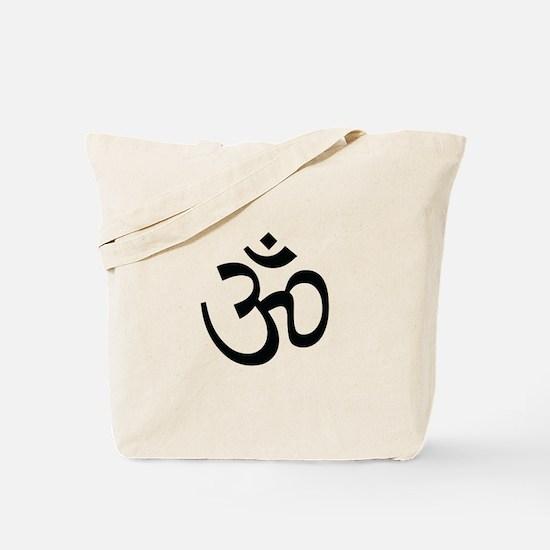 Yoga Ohm, Om Symbol, Namaste Tote Bag